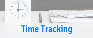 写真: Time Tracking